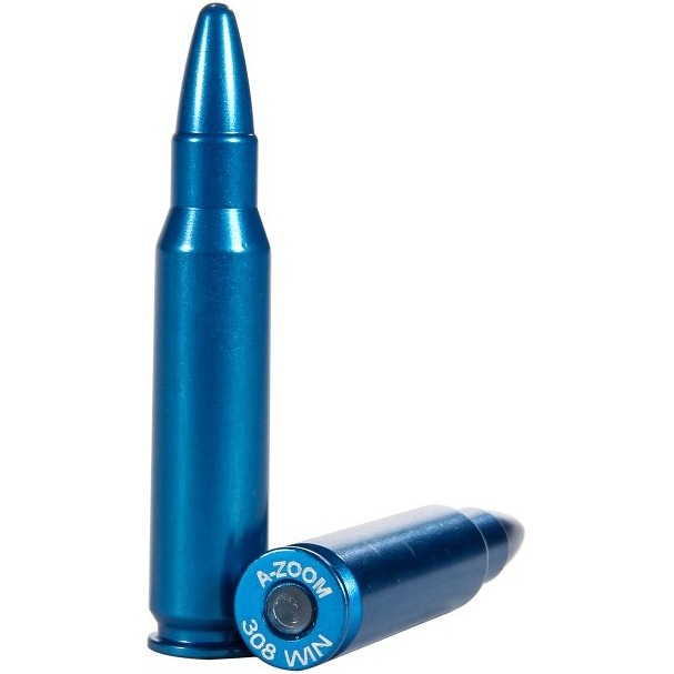 A-Zoom Centerfire Rifle Blue Value Pack