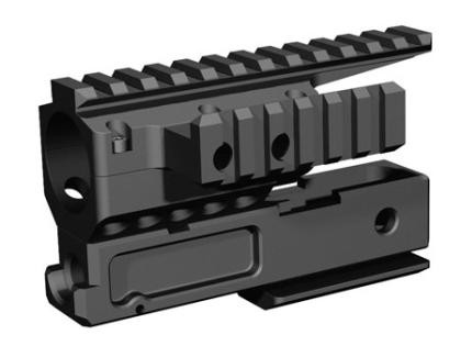 Badger Ordnance Integrated Mount Universal Night Sight