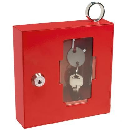 Barska Breakable Emergency Key Box with Attached Hammer