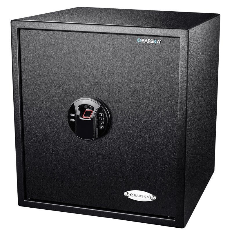 buy barska hq600 large biometric keypad safes at. Black Bedroom Furniture Sets. Home Design Ideas