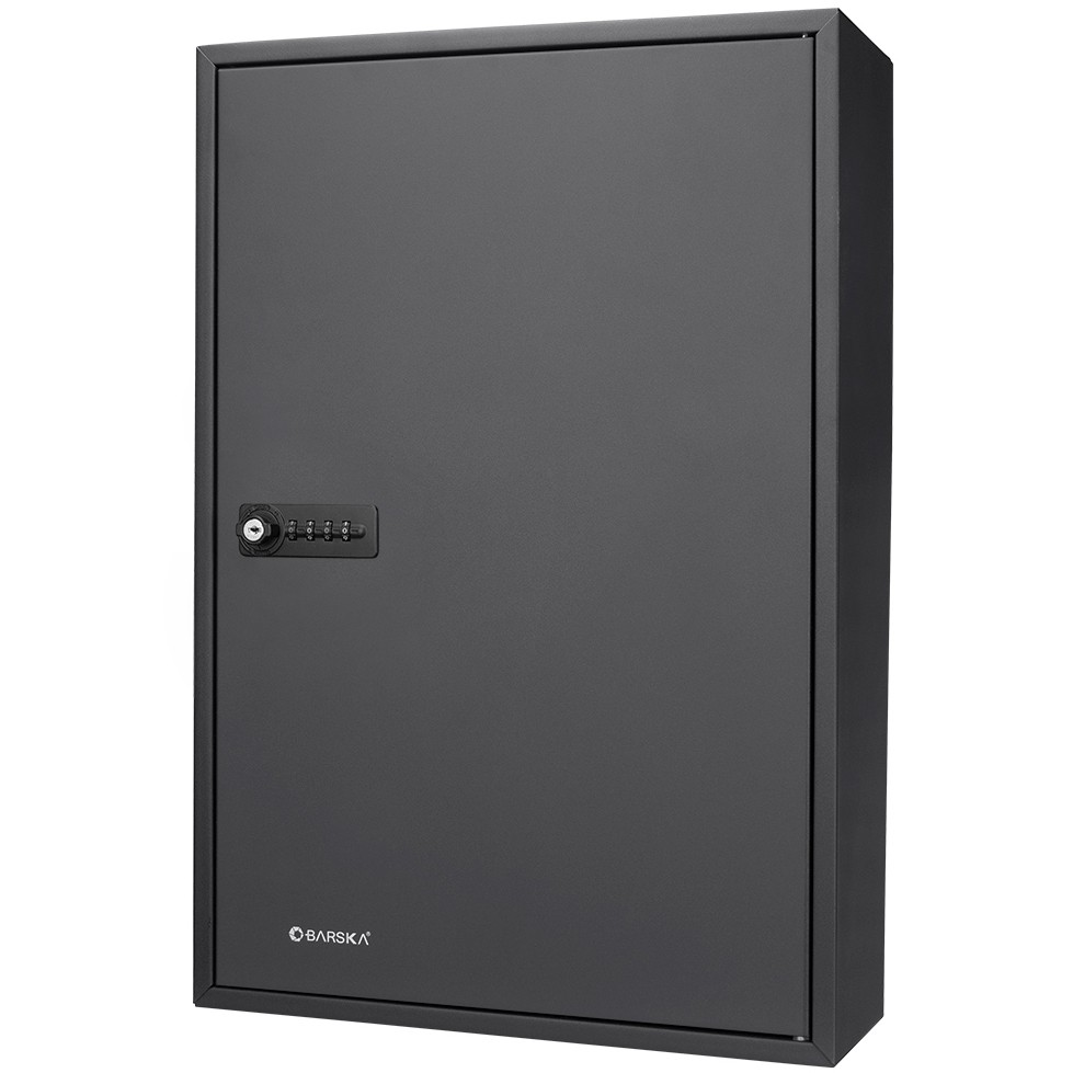 Barska 200 Position Key Cabinet with Combo Lock