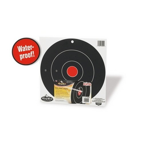 "Birchwood Casey Dirty Bird 17.25"" Bull's-eye Target"