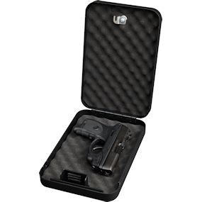Bulldog Personal Safe (w/ KeyLock & Security Cable)