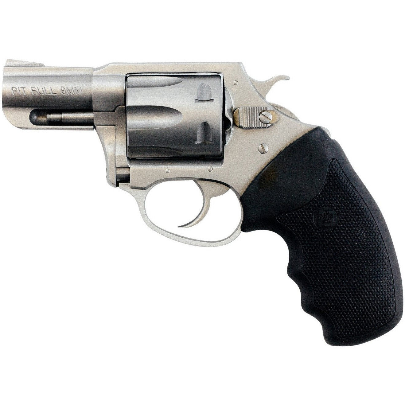 Charter Arms Pitbull Rimless 9mm Luger Revolver