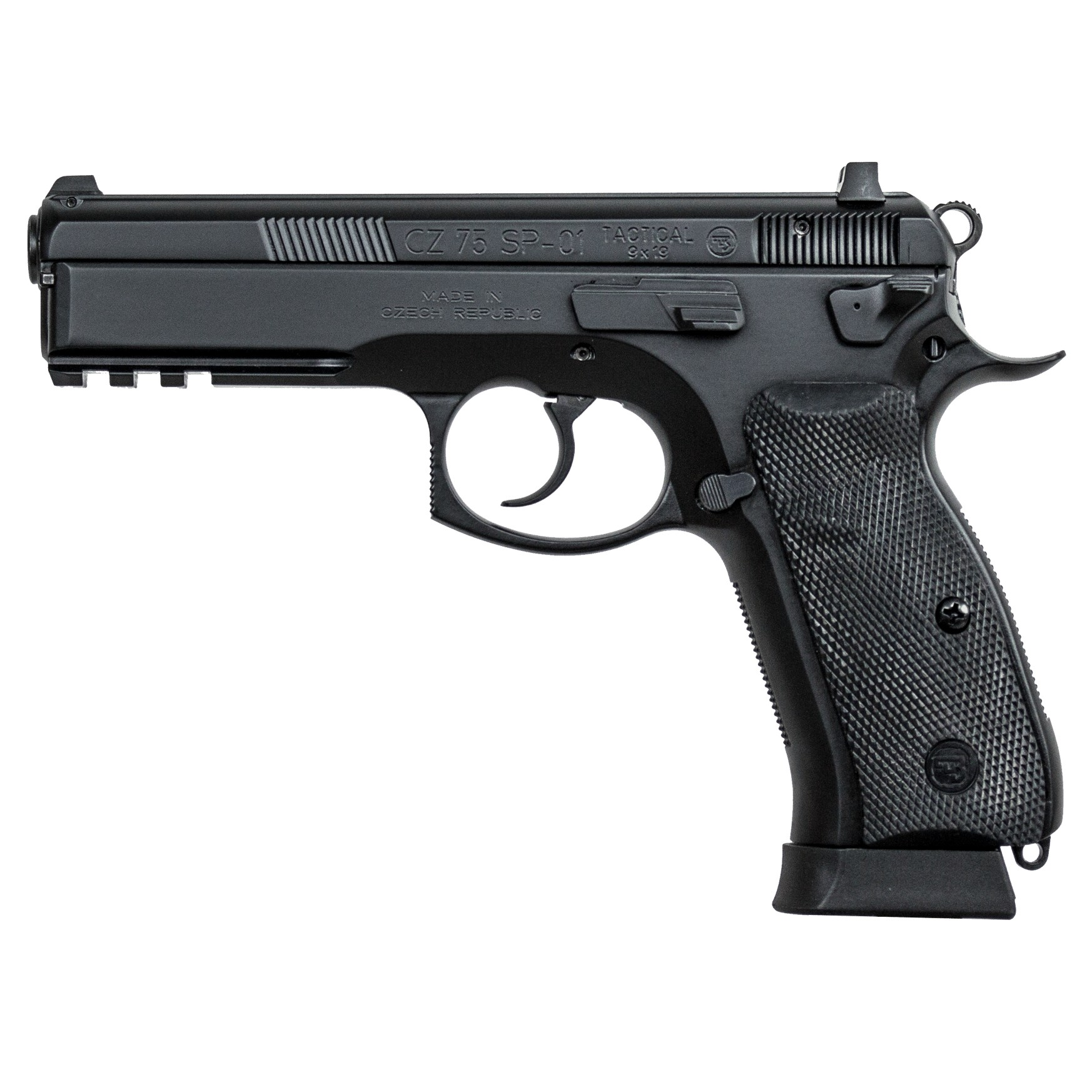 CZ-USA 75 SP-01 Tactical 9mm Luger