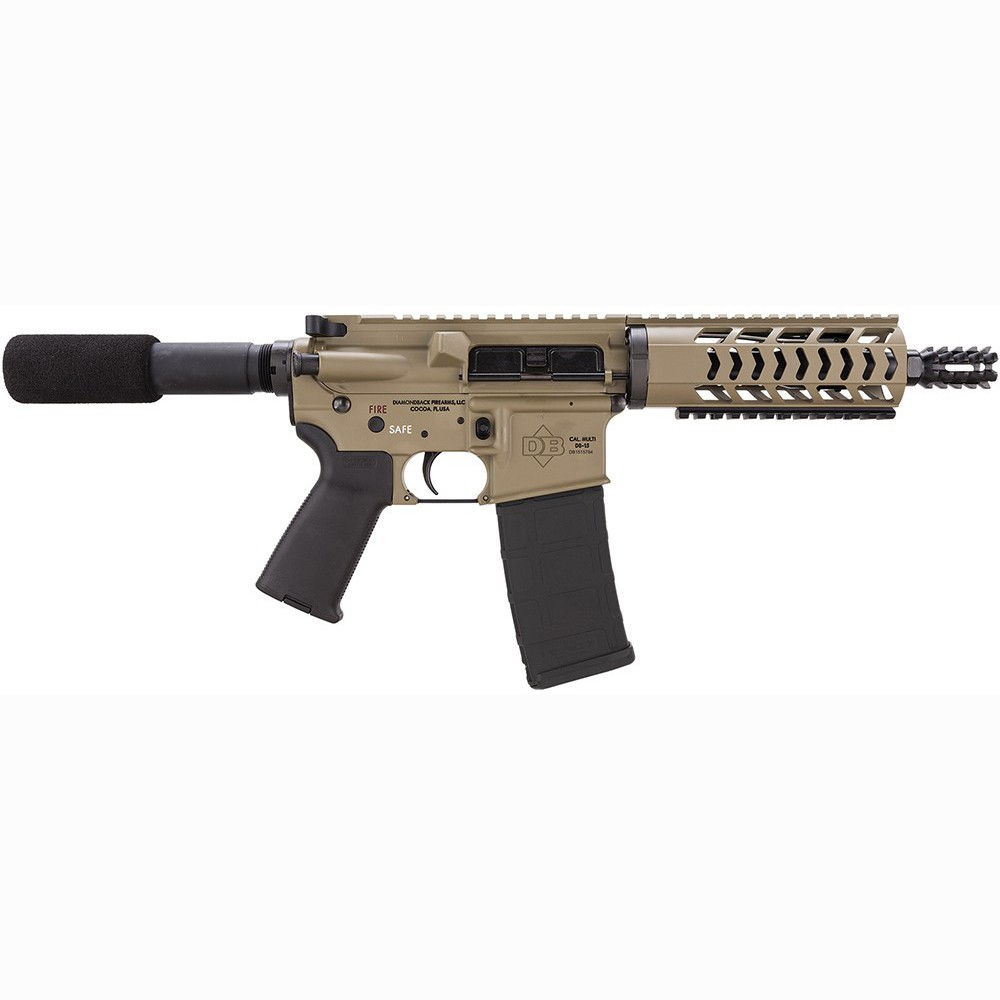 Diamondback DB15PFDE7 5.56 NATO / 223 Remington