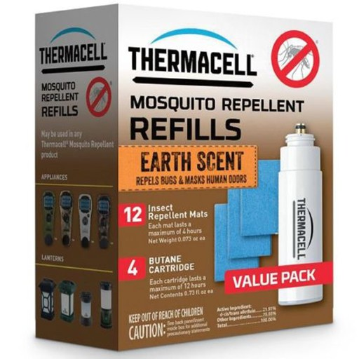 ThermaCELL Earth Scent Mosquito Repeller Refill - Value Pack