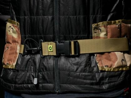 Flatline Ops Body Bag Belt