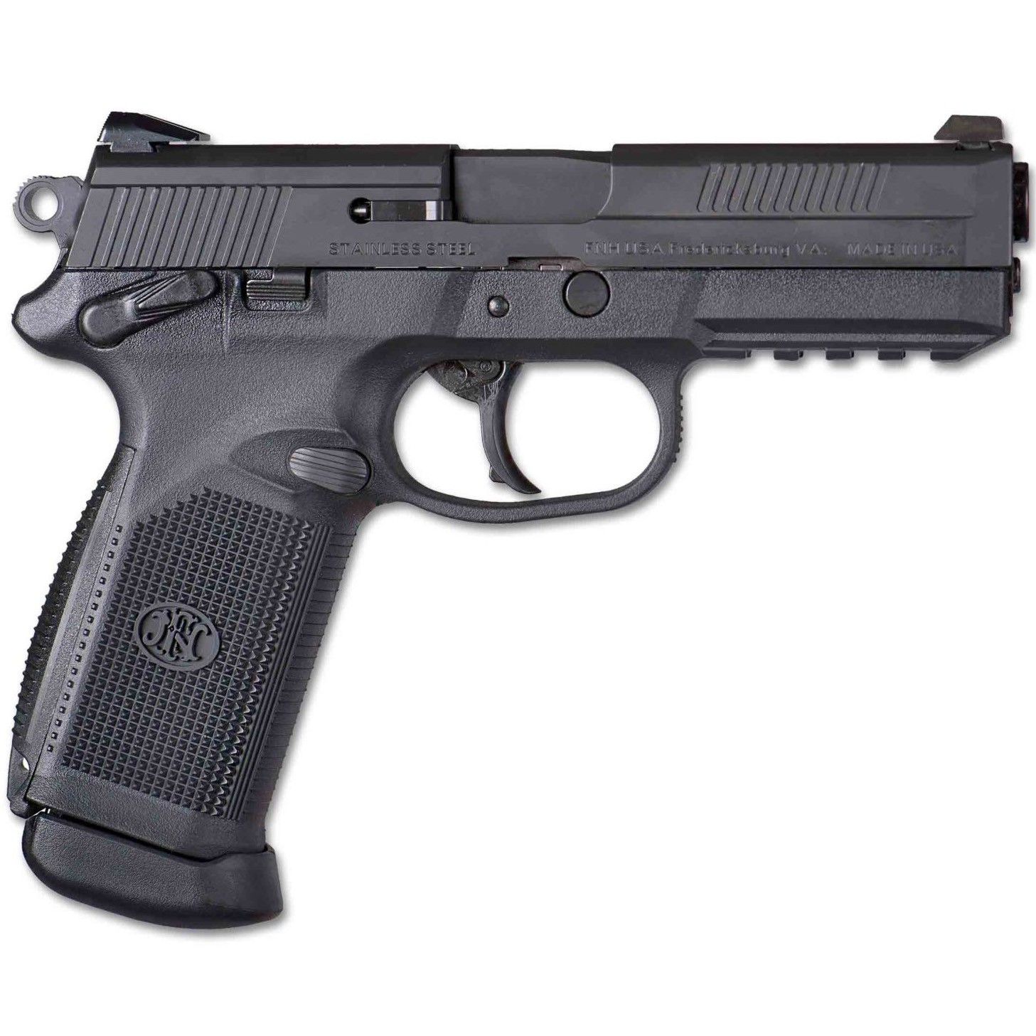 FN Herstal FNX-45 Manual Safety 45 ACP