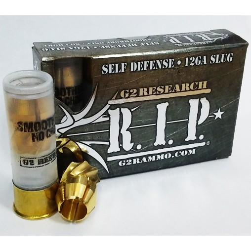 G2 Research R.I.P. 12 Gauge 5rd Ammo