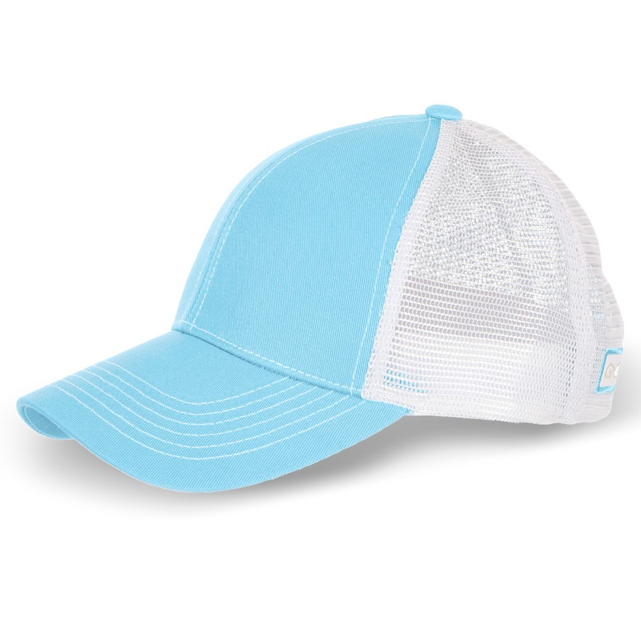 GameGuard River Blue / White MeshBack Cap