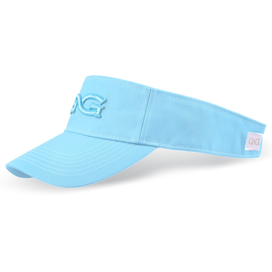 GameGuard River Blue Visor