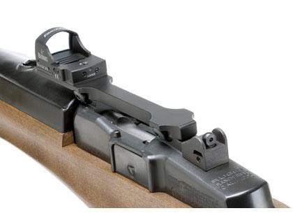 buy gg g ruger mini 14 ranch mini red dot scope mounts at swfa com