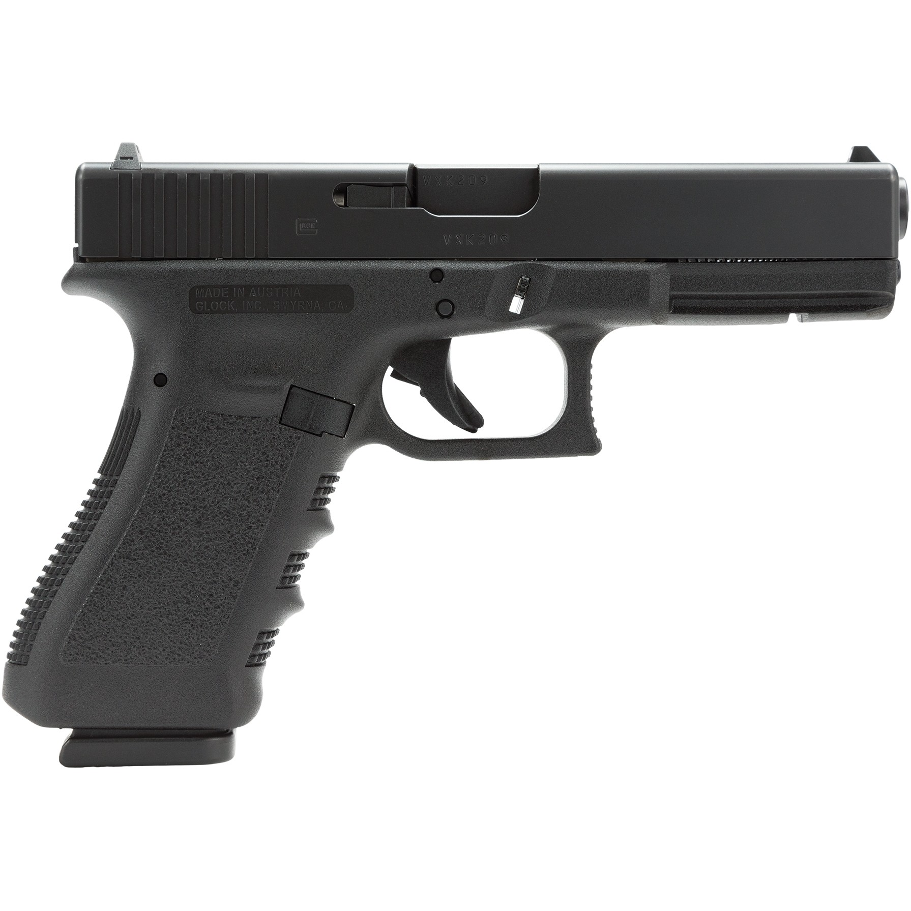 Glockr OEM 17 Gen 3 9mm Luger