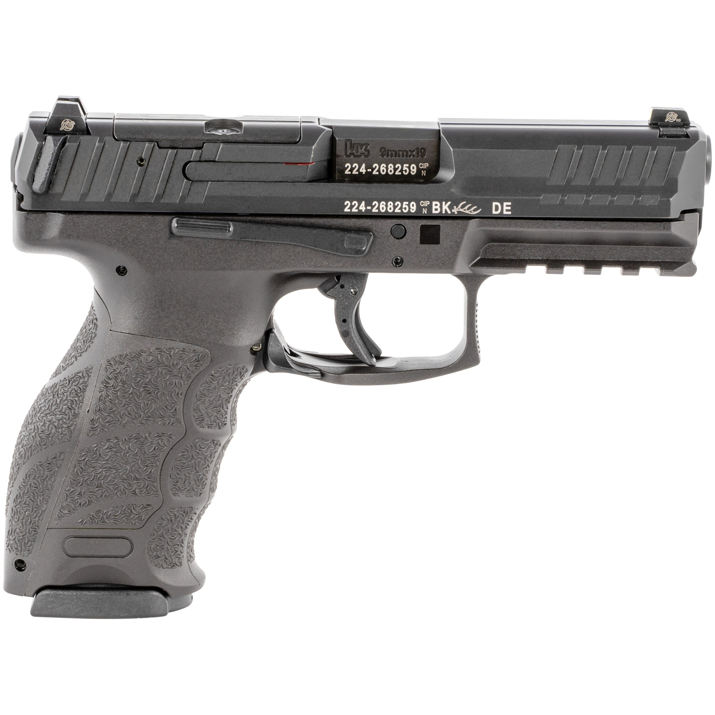 Heckler & Koch VP9 Optics Ready 9mm Luger