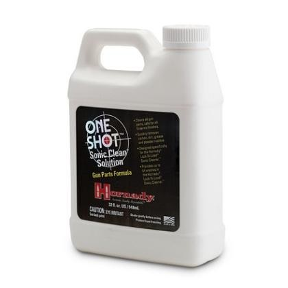 Hornady Quart Size One Shot Sonic Clean Solution