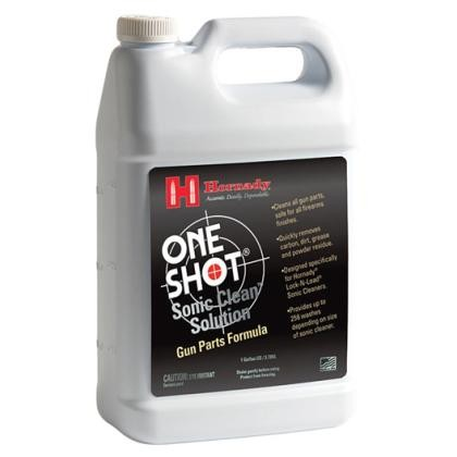 Hornady Gallon Size One Shot Sonic Clean Solution