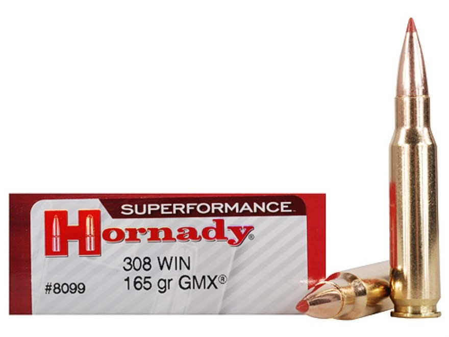 Hornady Superformance 308 Winchester 20rd Ammo