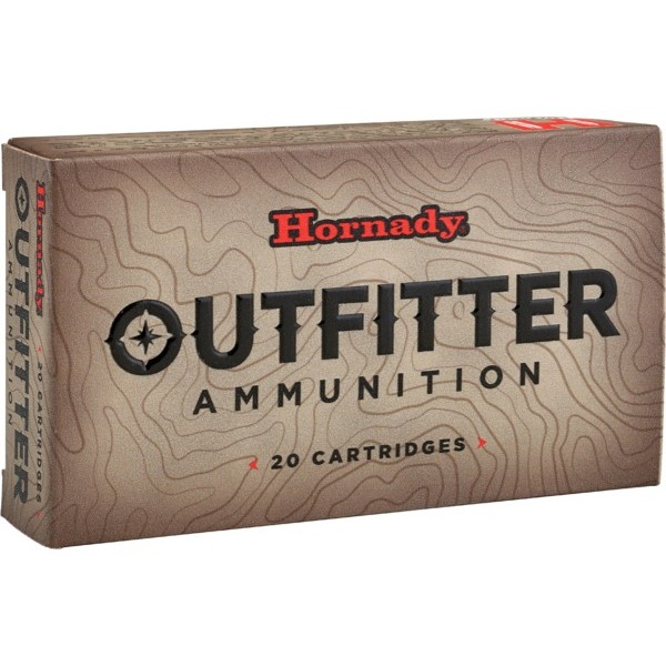 Hornady Outfitter 300 Winchester Magnum 20rd Ammo