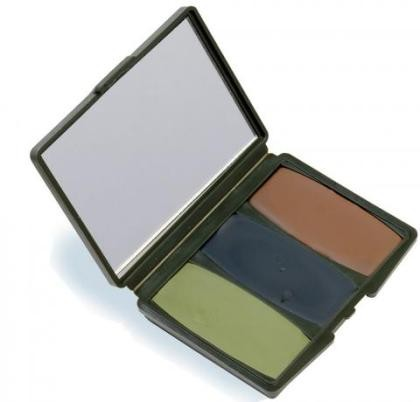 Hunter's Specialites 3 Color Woodland Makeup Kit