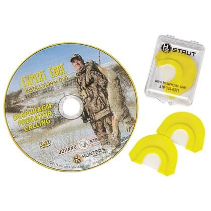 Hunter's Specialties Expert Edge Predator Combo Pack