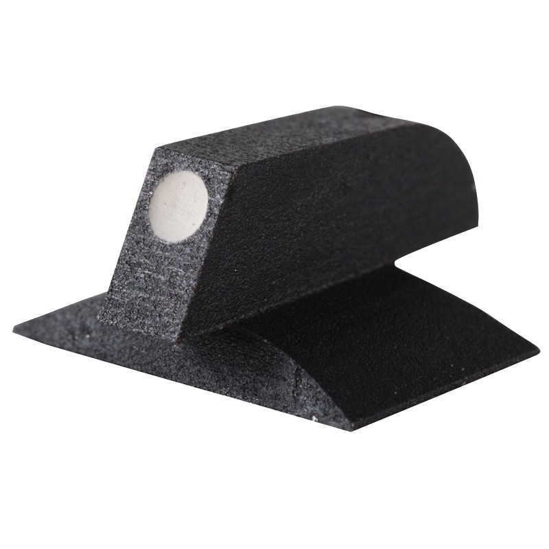 Kensight Standard White Dot Front Sight w/ Contoured Base