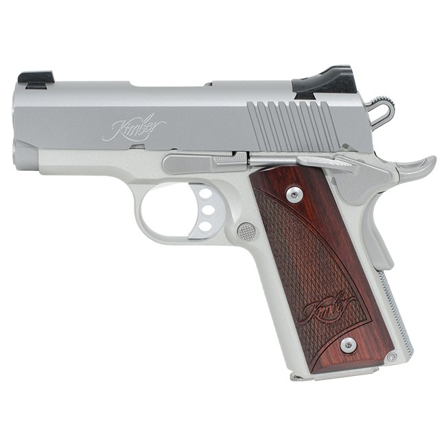 Kimber 1911 Stainless Ultra Carry II 9mm Luger