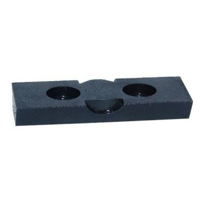 "Leatherwood 1/2"" 60 Degree Type Base - Flat Drilled"