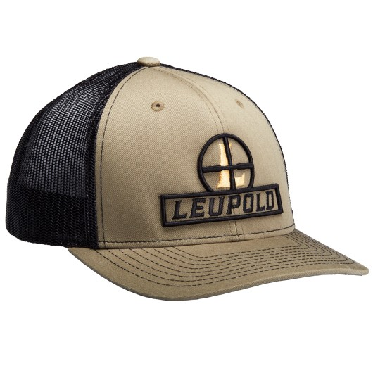 Leupold #112 Reticle Trucker Hat