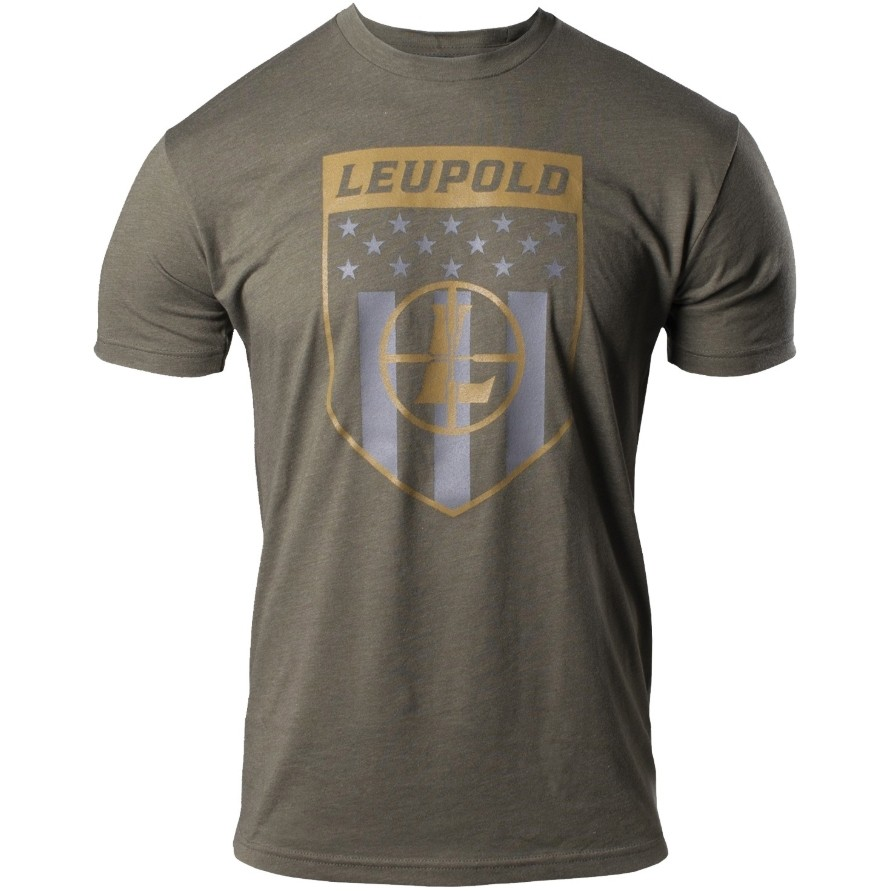 Leupold American Reticle Badge Tee