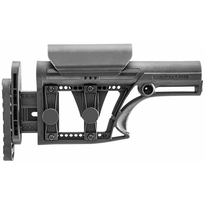 Luth-AR AR Modular Buttstock Assembly with 3-Axis Butt Plate