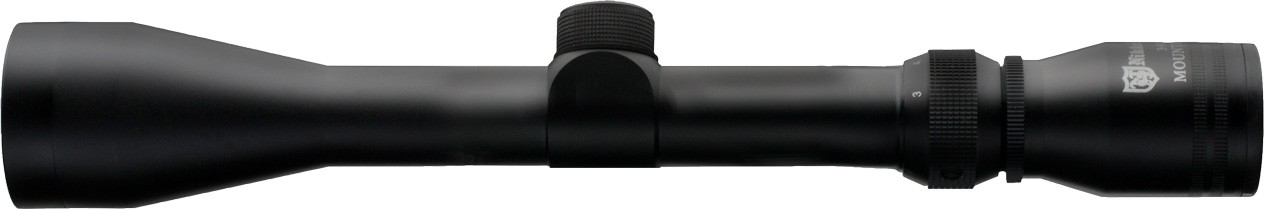 Nikko Stirling 3-9x40 Mountmaster Riflescope
