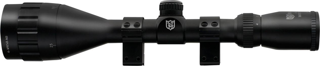 Nikko Stirling 4-12x50 Mountmaster Riflescope
