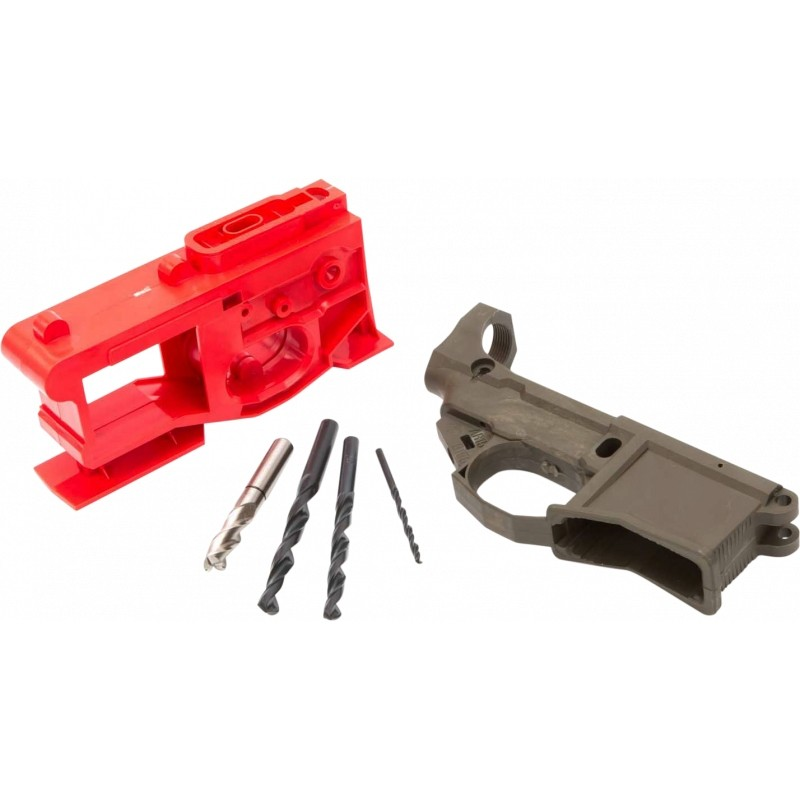 Polymer80 G150 Phoenix2 AR-15 80% Lower with Jig System