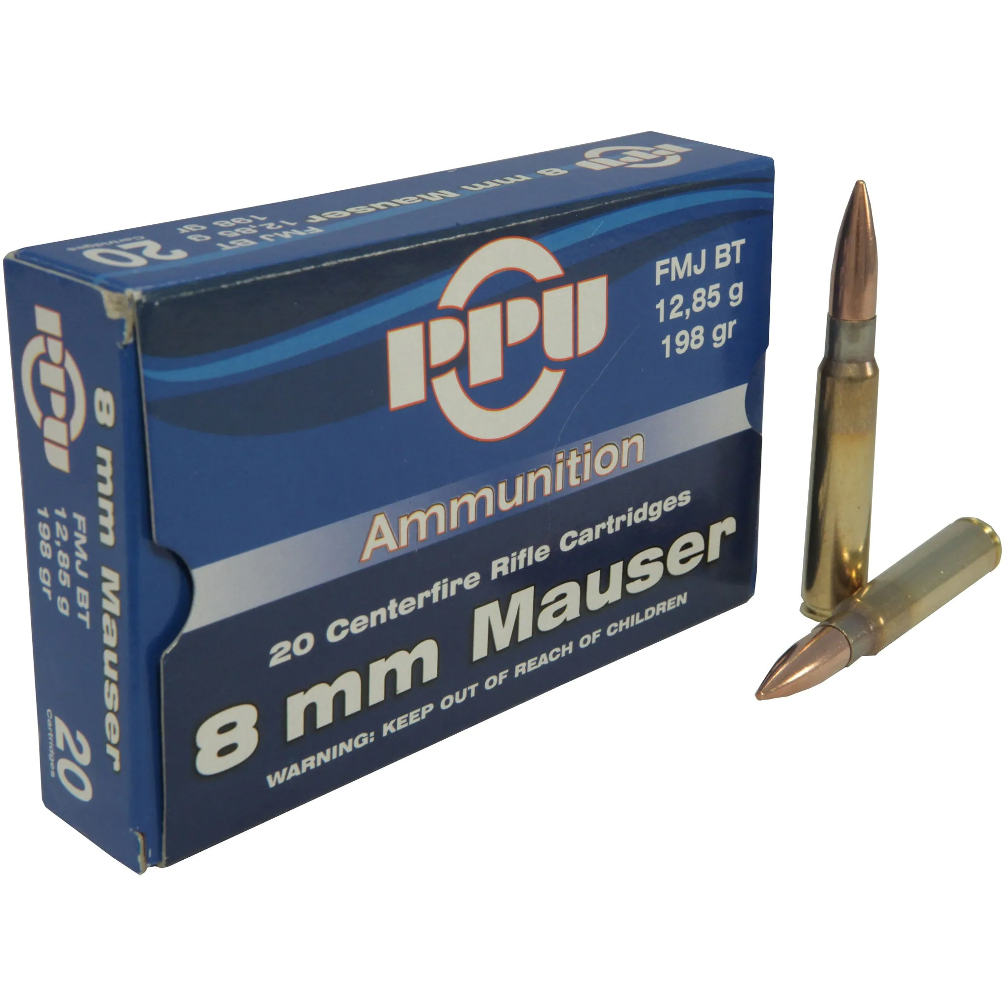 Prvi Partizan Metric Rifle 8mm Mauser 20rd Ammo