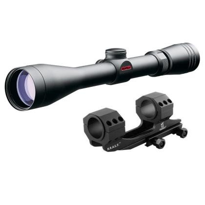 Redfield 3-9x40 Revolution Rifle Scope Kit