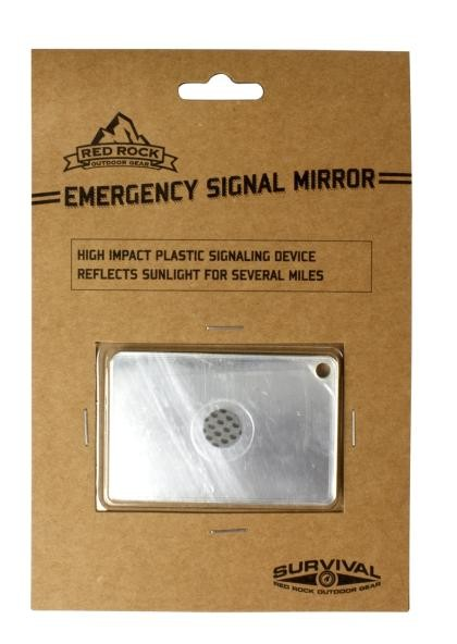Red Rock Gear Emergency Signal Mirror