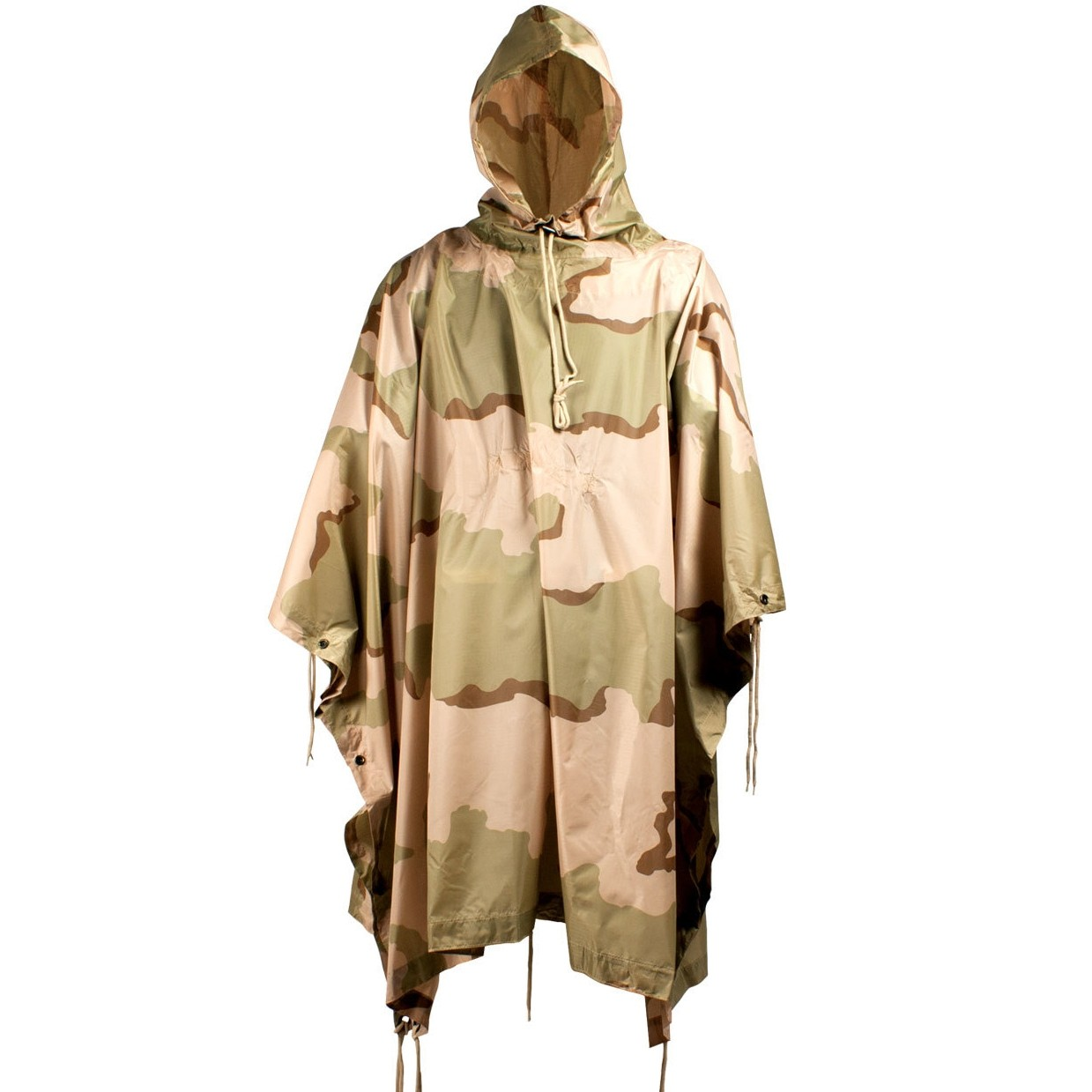 Red Rock Gear G.I. Style Ripstop Nylon Poncho