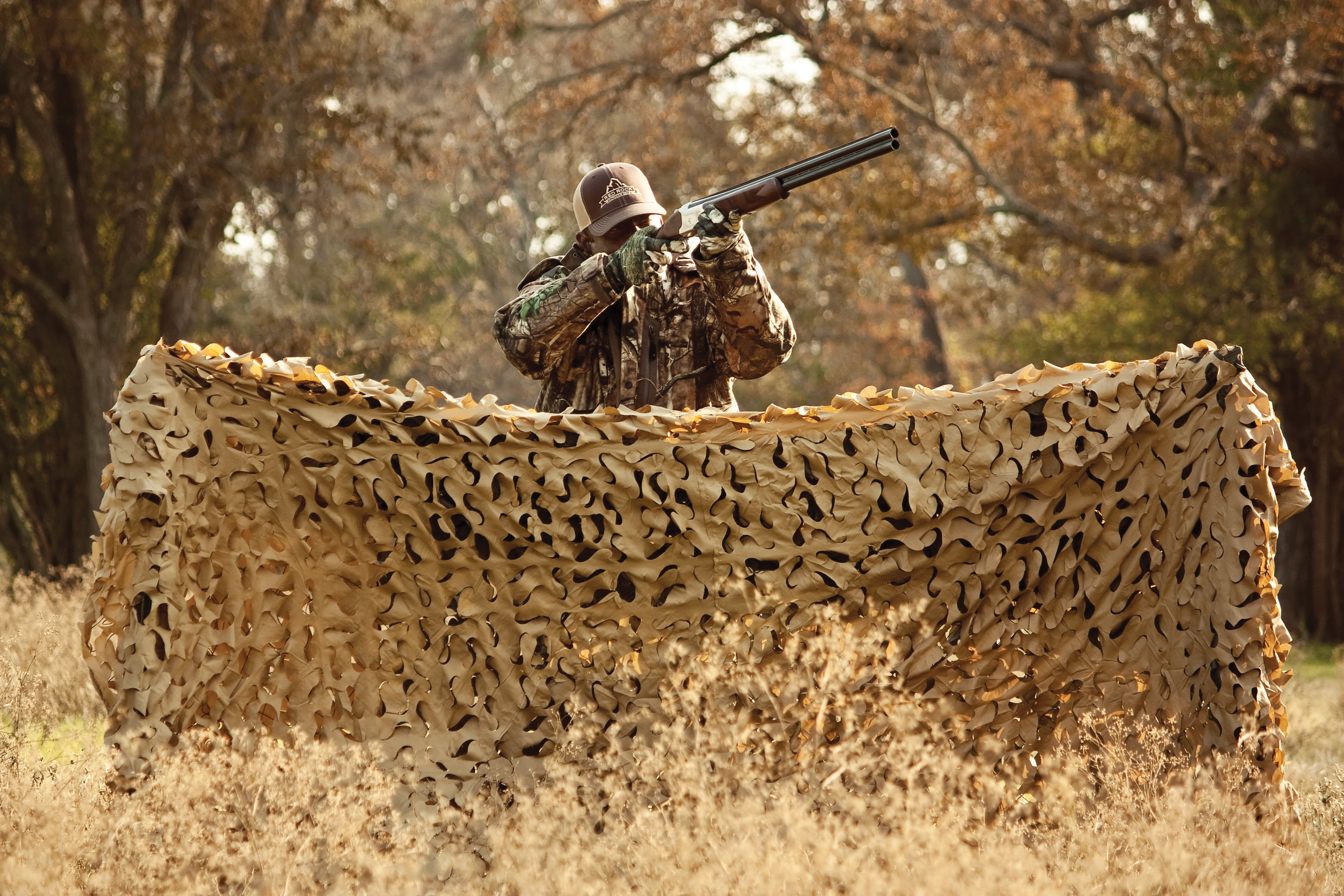 Red Rock Gear Hunting Series Camouflage Netting