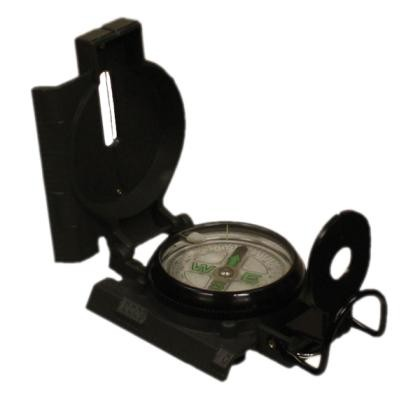 Red Rock Gear Military Marching Compass