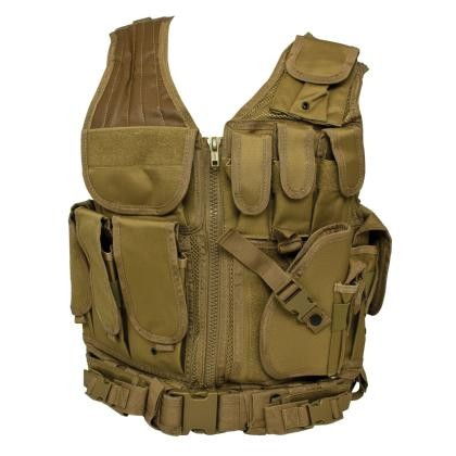 Red Rock Gear Cross Draw Vest