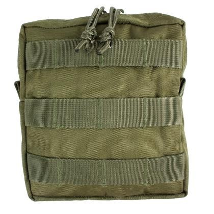 Red Rock Gear Medium MOLLE Utility Pouch