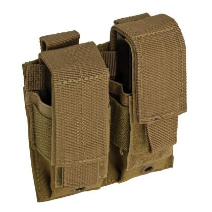 Red Rock Gear MOLLE Double Pistol Mag Pouch