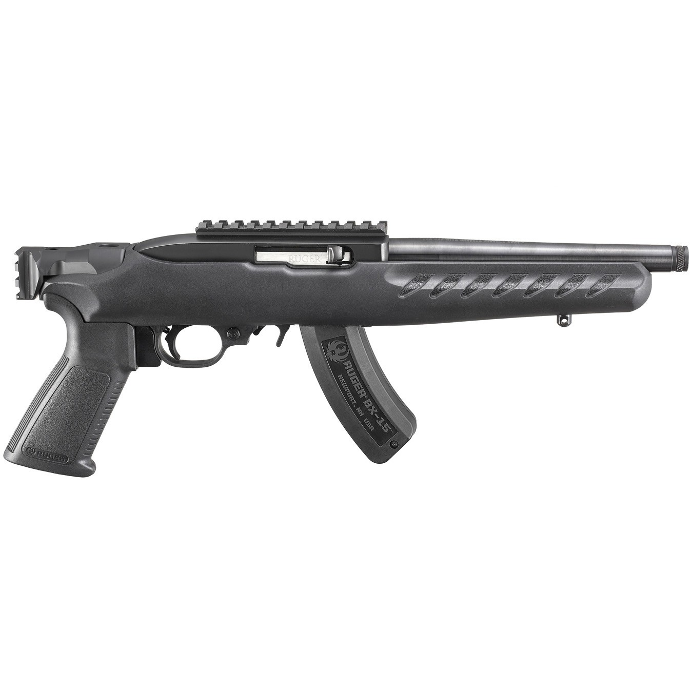 Ruger 22 Charger 22 Long Rifle
