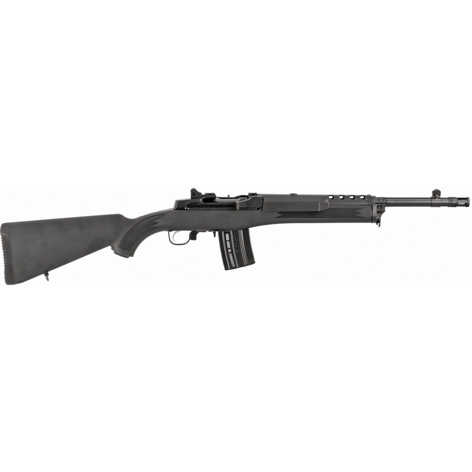 Ruger Mini-14 Tactical 300 Blackout Rifle