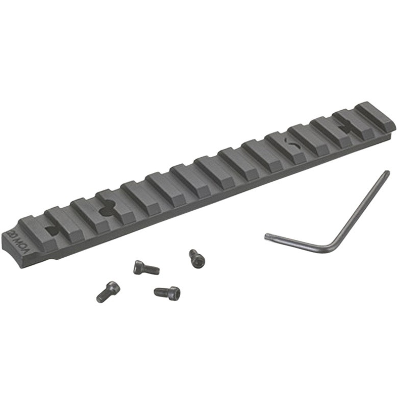 Ruger Picatinny Scope Base Rail