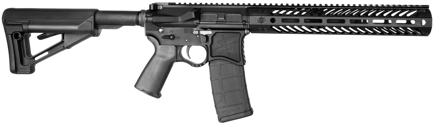 Seekins Precision SBR8 300 Blackout