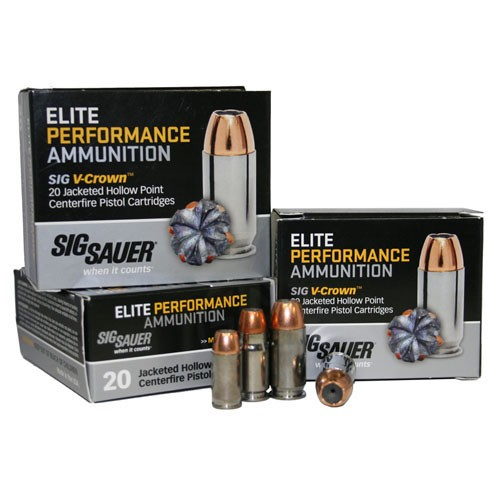 Sig Sauer Defensive 38 Special 20rd mmo