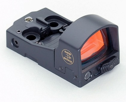 Pride Fowler 1x SOPS Compact Reflex Red Dot Sight