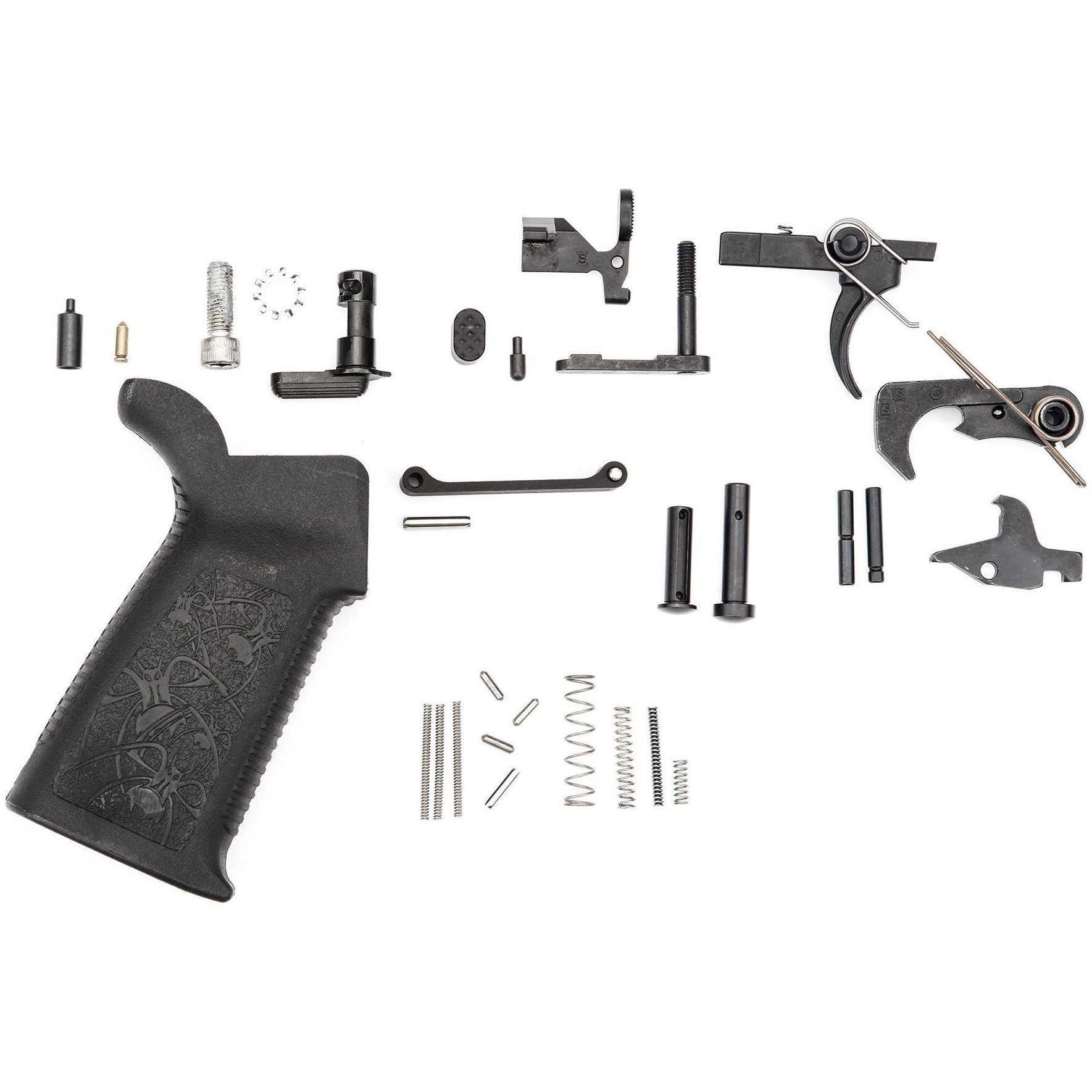 Spikes Tactical AR-15 Standard Lower Receiver Parts Kit
